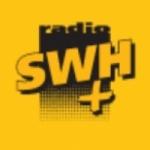 Logo da emissora SWH Plus FM 105.7