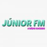 Logo da emissora Rádio Junior FM