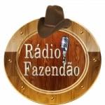 Logo da emissora Rádio Fazendão