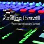 Logo da emissora Áudios Brasil