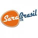 Logo da emissora Rádio Sara Brasil 106.1 FM