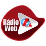 Logo da emissora Web Rádio Alencar