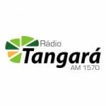 Logo da emissora Rádio Tangará 1570 AM