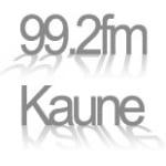Logo da emissora Parabole 99.2 FM