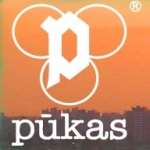 Logo da emissora Pukas 107.6 FM
