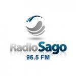 Logo da emissora Radio Sago 96.5 FM