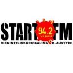 Logo da emissora VUR - StartFM 94.2 FM