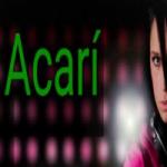 Logo da emissora Acari FM