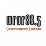 Logo da emissora WRUR 88.5 FM