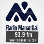 Logo da emissora Radio Manantial 93.9 FM