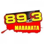 Logo da emissora Radio Maranata 89.3 FM
