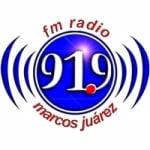 Logo da emissora Radio Marcos Juárez 91.9 FM