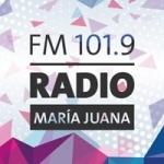 Logo da emissora Radio Maria Juana 101.9 FM
