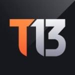 Logo da emissora Radio Tele 13 103.3 FM