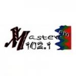 Logo da emissora Radio Master 102.1 FM