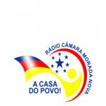 Logo da emissora Rádio Câmara Morada Nova