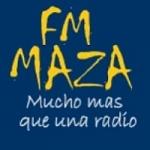Logo da emissora Radio Maza 99.5 FM