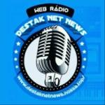 Logo da emissora Destak Net News