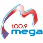 Logo da emissora Radio Mega 100.9 FM
