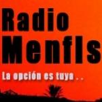 Logo da emissora Radio Menfis 102.9 FM