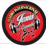Logo da emissora Rádio Internacional Jesus é o Caminho