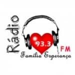 Logo da emissora Rádio Família Esperança
