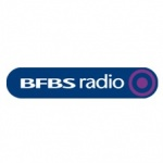 Logo da emissora BFBS Radio 1 Balkans 101.7 FM
