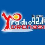 Logo da emissora Drenasi 92.1 FM