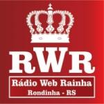 Logo da emissora Rádio Web Rainha