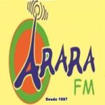Logo da emissora Rádio Arara FM