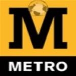 Logo da emissora Radio Metropolitana 1600 AM