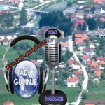 Logo da emissora Gusinje 104 FM