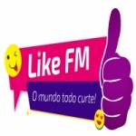 Logo da emissora Like FM