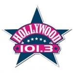 Logo da emissora Radio Hollywood 101.3 FM