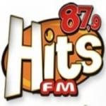 Logo da emissora Rádio FM Hits