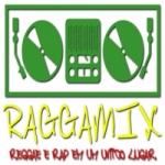 Logo da emissora Raggamix Rádio