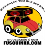 Logo da emissora Fusquinha