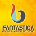 Logo da emissora Radio Fantastica 102.5 FM