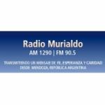 Logo da emissora Radio Murialdo 1290 AM 90.5 FM