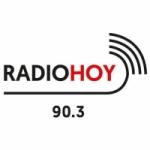 Logo da emissora Radio Hoy 90.3 FM