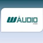 Logo da emissora Wáudio