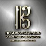 Logo da emissora Resonance Rádio