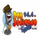 Logo da emissora Radio Don Jediondo 94.4 FM