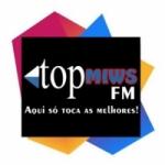 Logo da emissora Top Miws FM