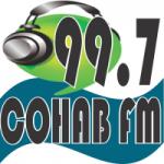 Logo da emissora Radio Cohab FM