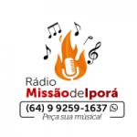 Logo da emissora Rádio Missão de Ipora