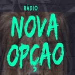 Logo da emissora Rádio Nova Opção