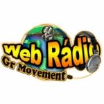 Logo da emissora Rádio Gr Movement