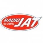 Logo da emissora Jat 90.2 FM