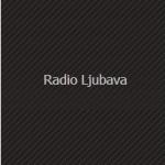 Logo da emissora Ljubava 103.3 FM